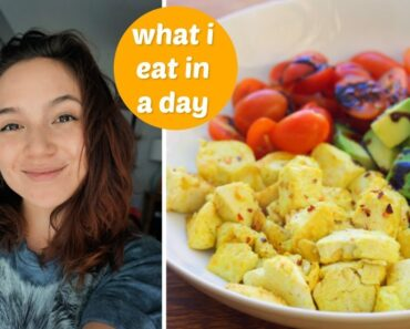 What I Eat in a Day for Clear Skin (Vegan)