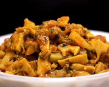 How to make Bamboo Shoot Curry
