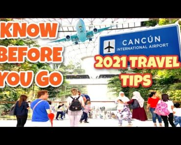 Cancun Mexico Airport| know before you travel to and from